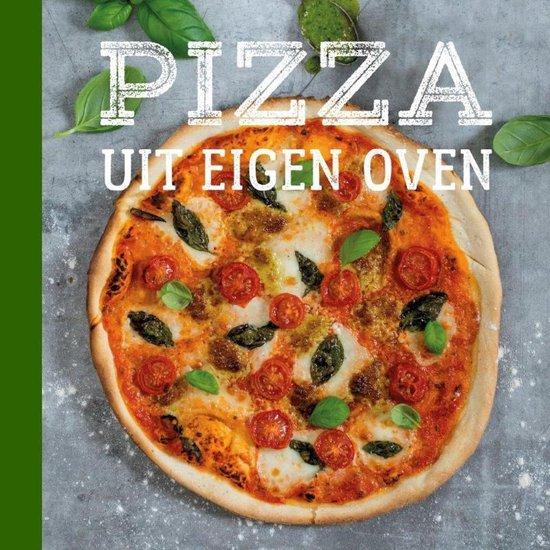 Boek cover Pizza uit eigen oven van Danny Jansen (Hardcover)