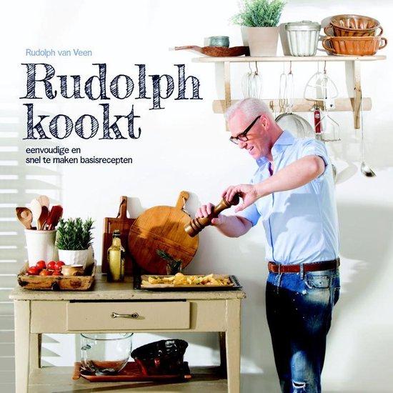Boek cover Rudolph kookt - Rudolph van Veen van Rudolph van Veen (Hardcover)