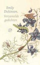 Boek cover Verzamelde gedichten van Emily Dickinson