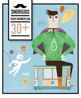 Snorgids voor mannen van 30 plus
