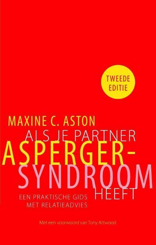 Als je partner Asperger-syndroom heeft