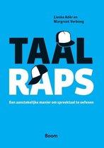 Boek cover Taalraps van Margreet Verboog