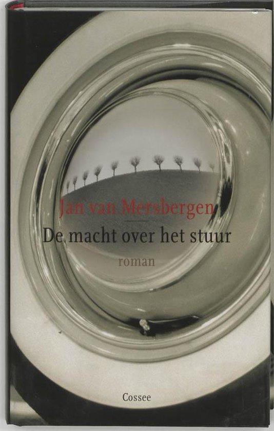 Cover van het boek 'De macht over het stuur' van Jan van Mersbergen