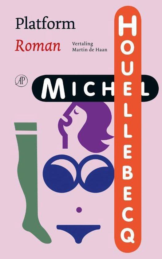 Boek cover Platform van Michel Houellebecq (Paperback)