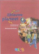 Boek cover De Blauwe Planeet Groep 8 Antwoordenboek van Roger Baltus