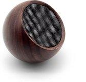 Gingko Tumbler Selfie Speaker Walnut