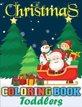 Christmas Coloring Book Toddlers