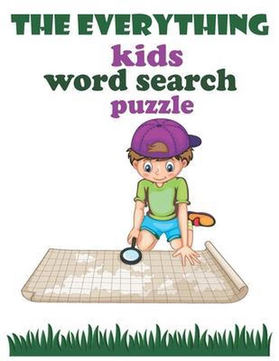 The Everything Kids Word Search Puzzle