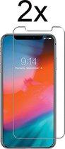 Screenprotector iPhone 11 - iPhone XR Screenprotector Glas - iPhone 11 Screen Protector - 2 stuks