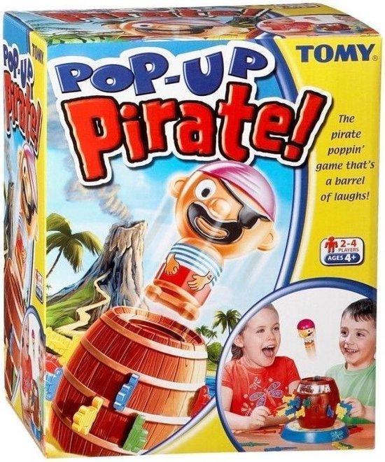 Pop Up Piraat - Tomy