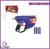 Nerf N-Strike Elite Scout MKII + 24 pijltjes - Speelgoed - Kinderen - Nerf - Pistool