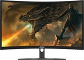 MSI Optix G241VC -  Full HD Curved Gaming Monitor - 24 inch (75hz)