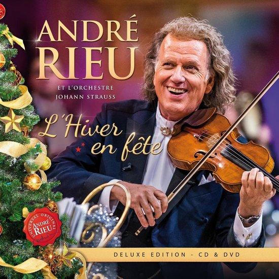 CD cover van LHiver En Fete van André Rieu