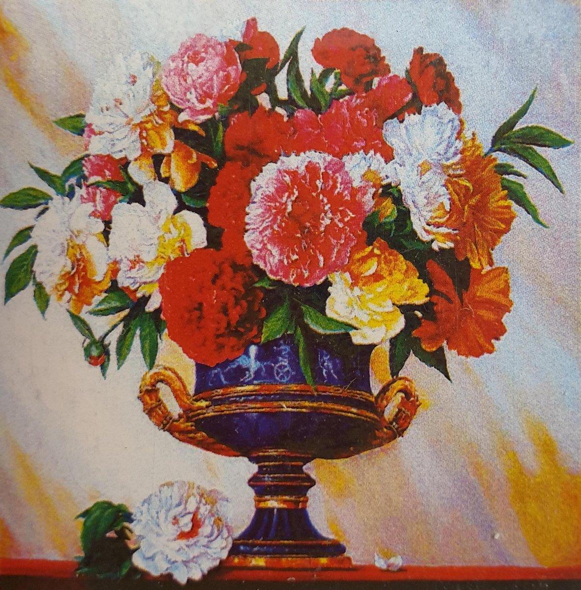 Diamond Painting Volwassenen | Bloemen | 25 x 35 cm | Diamond Painting Pakket Volledig | Diamond Painting Kinderen| Inclusief Tools