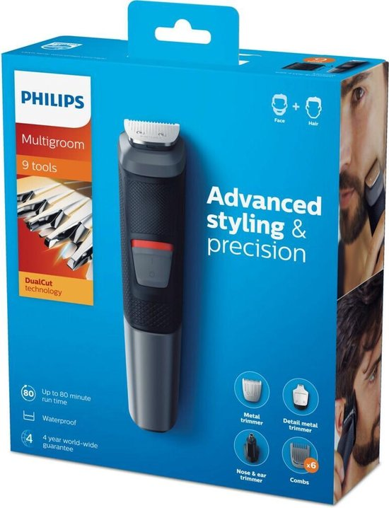 Philips 5000 serie MG5720/15 - Trimmerset