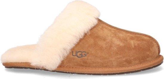UGG Scuffette II Dames Pantoffels - Cognac - Maat 37