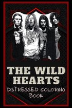The Wildhearts Distressed Coloring Book