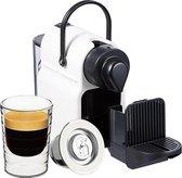 Hervulbare - Herbruikbare Nespresso Cups - Hebruikbare Koffie Capsule - RVS