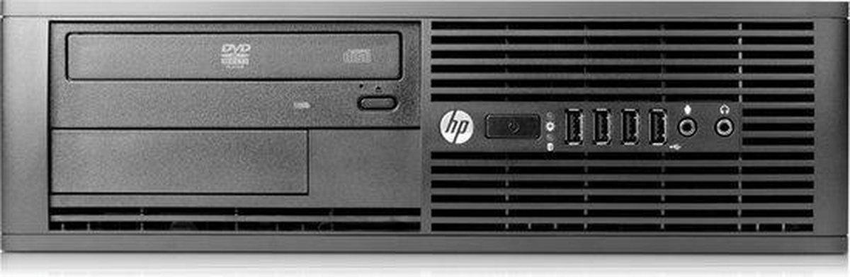 HP Compaq Pro 4300 SFF Desktop PC - Refurbished door Mr.@ - A Grade