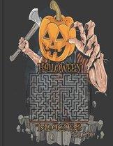 halloween mazes for kids