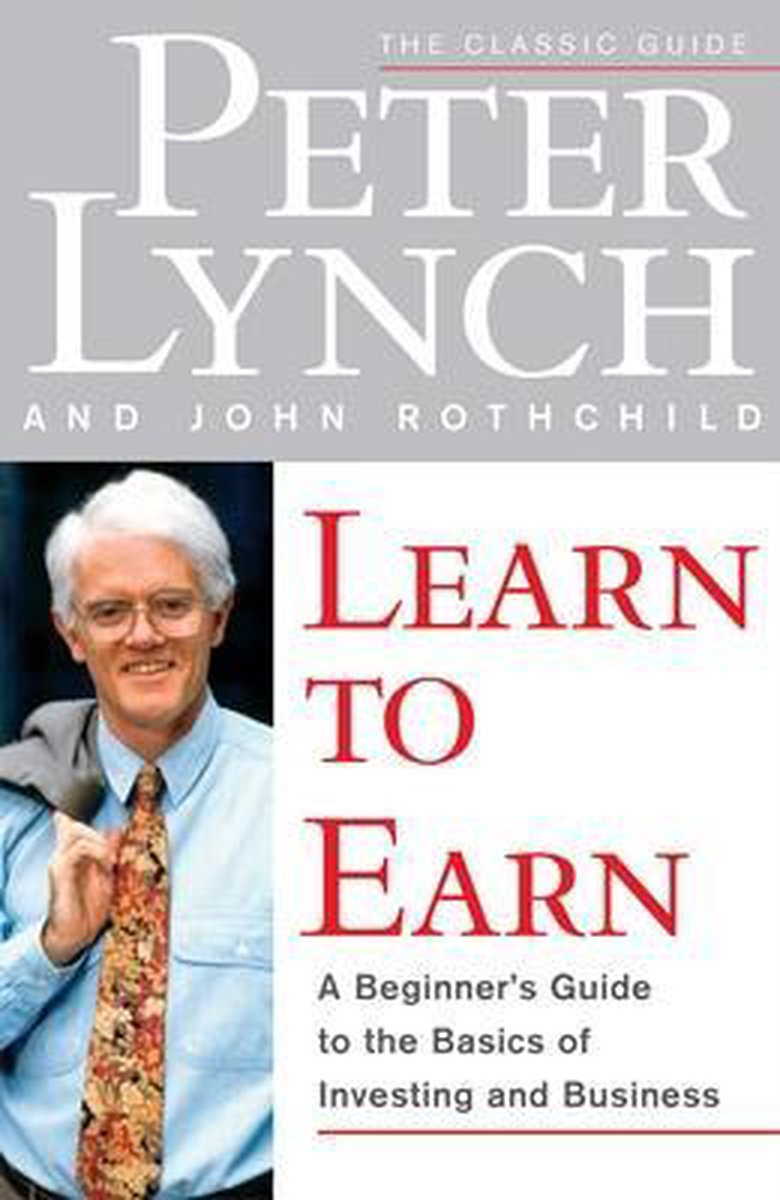 Learn to Earn - Peter Lynch