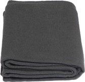 Yoga deken / meditatie deken eco donkergrijs