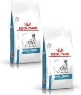 Royal Canin Veterinary Diet Anallergenic - Hondenvoer - 2 x 8 kg