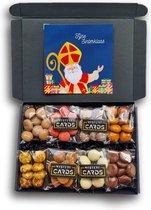 Pepernoten Proeverij Pakket I 8 verschillende smaken kruidnoten I Mystery Card met persoonlijke ( video ) boodschap I Sinterklaas cadeau