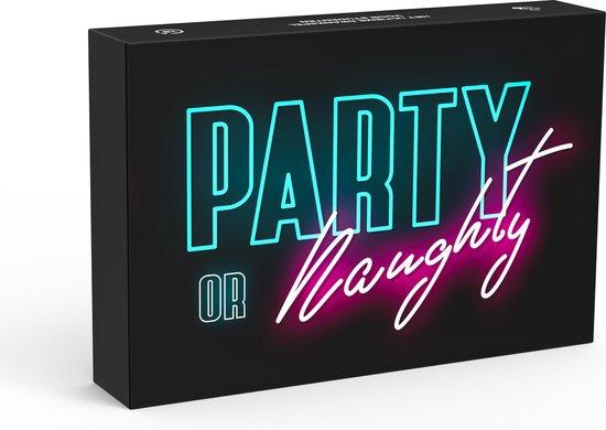 Party or Naughty - Het ultieme drankspel | partyspel