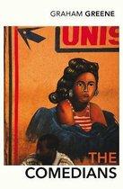 Boek cover The Comedians van Graham Greene
