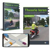 Scooter Theorieboek met Samenvatting en Apps - Scooter Theorieboek Rijbewijs AM (Bromfiets