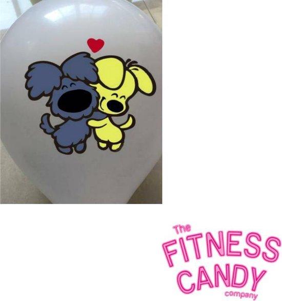 Woezel & Pip ballonnen - Set van 6