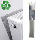 Radiatorfolie - Reflecterende Isolatiefolie voor achter Radiator/Verwarming - Energiebesparing Folie - 1m x 70cm