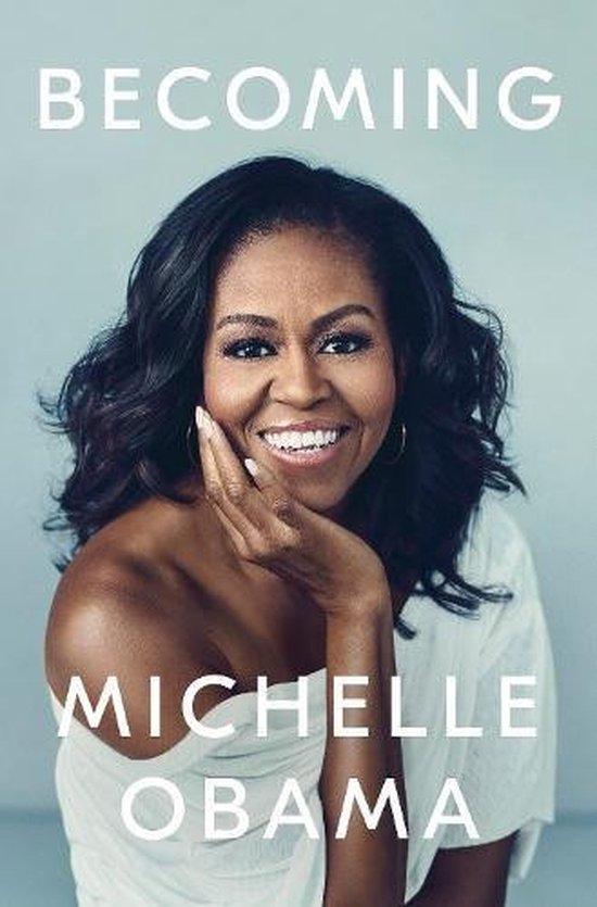 Boek cover Becoming van Michelle Obama