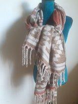 yakwollen omslagdoek