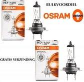 Osram Original Line - H7 Autolamp - 2 stuks - 12V 55W