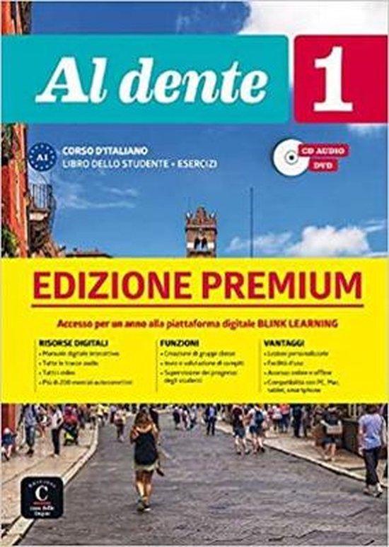 Al Dente 1 libro dello studente + esercizi Premium . A1