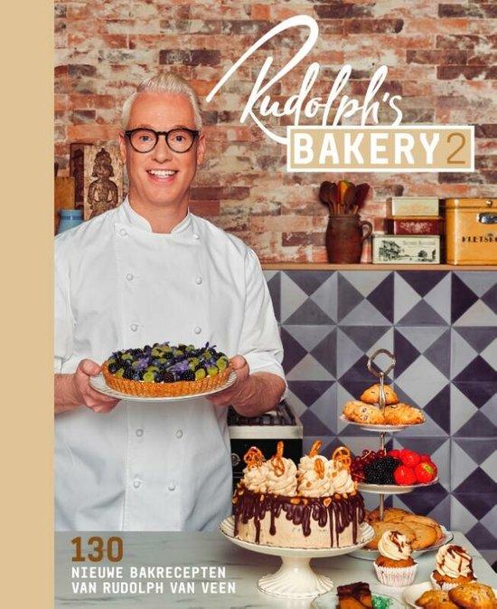 Boek cover Rudolphs Bakery 2 van Rudolph van Veen