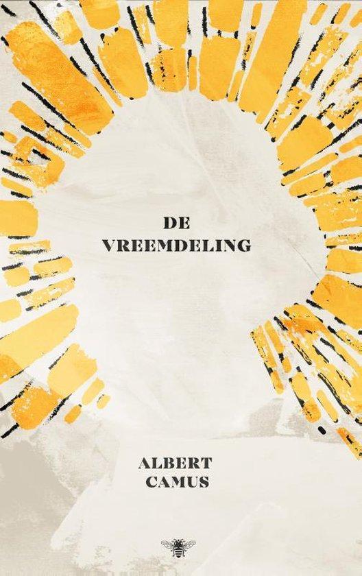 Boek cover De vreemdeling van Albert Camus (Paperback)