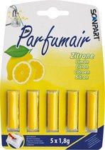 Scanpart Parfumair Citroen - Stofzuigerverfrisser
