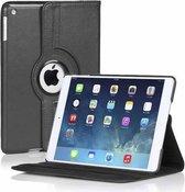 Apple iPad 2/3/4 - draaibare hoes - 9.7 inch - Zwart
