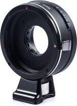 Adapter EF-Fuji FX aperture Canon EF Lens-Fujifilm X Camera