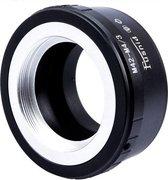 Adapter M42-M4/3: M42 Lens - Micro M43 Olympus Panasonic