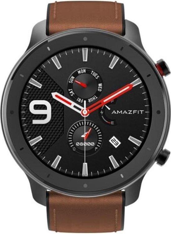 Xiaomi Amazfit GTR Smartwatch - Aluminium