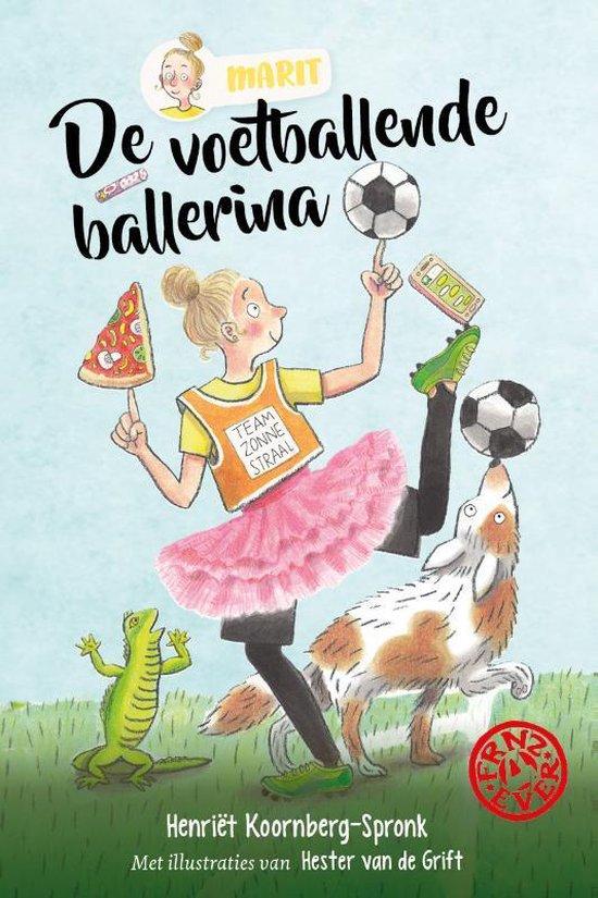 FRNZ4EVER  -   De voetballende ballerina
