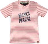 Babyface Jongens T-T-shirt - PAPAYA - Maat 86