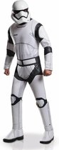 DLX. Villian Trooper White - Adult - XL - Carnavalskleding