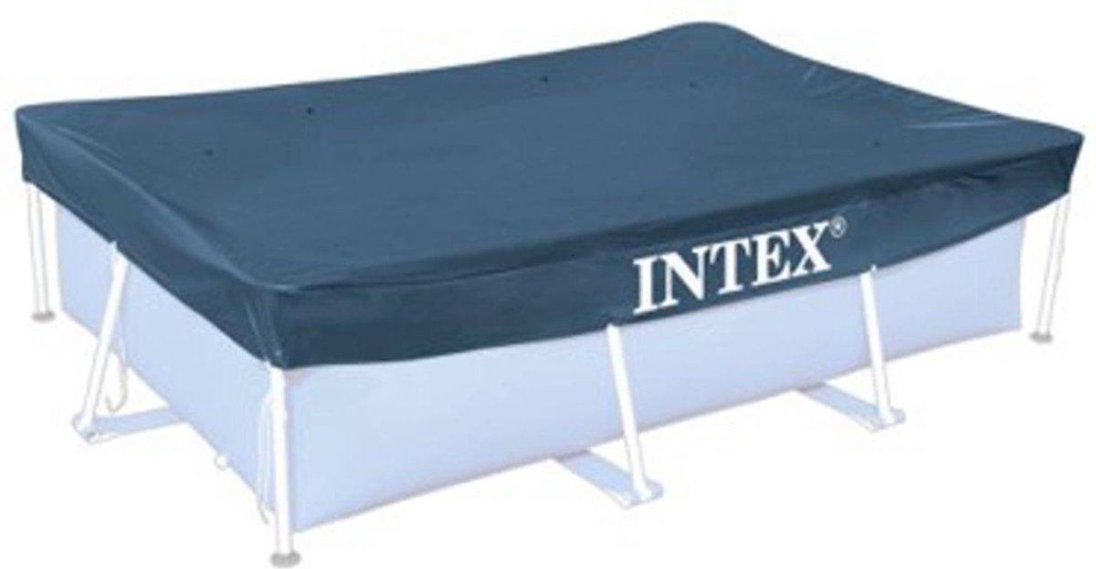 Intex - Afdekzeil Rechthoekig - 300x200 cm