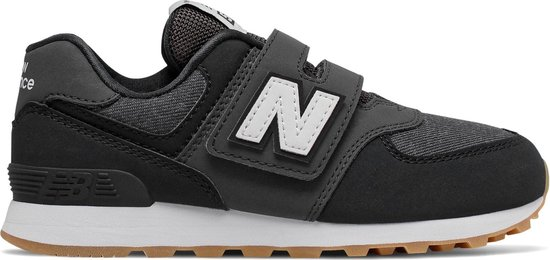 New Balance 997 Sneaker Junior Sneakers - Maat 34.5 - Unisex - Zwart/wit