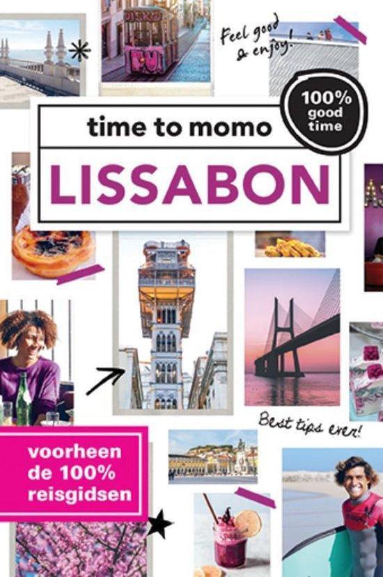 Cover van het boek '100% Lissabon' van B. Weijers